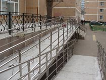 эстакады в Тольятти