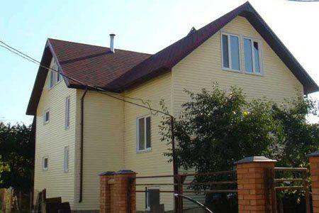 Здания из SIP панелей в Тольятти