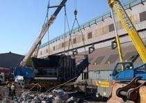 Демонтаж конструкций из металла в Тольятти