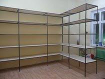 Изготовление, монтаж металлические стеллажи в Тольятти и пригороде
